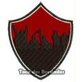 Bordado Torcida Vitoria Da Bahia 6x5cm Patch Futebol Tma14