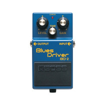 Pedal Bd-2 Boss Azul Blues Driver