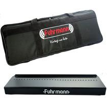 Case Pedal Board Bag Pb4 Para 7 Pedais Fuhrmann Pedaleira