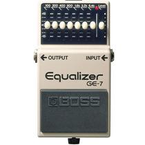 Pedal Boss Ge7 Equalizer Guitarra 10144