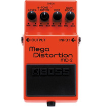 Pedal Boss Md2 Mega Distortion 10131