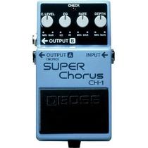 Pedal Boss Ch-1 - Super Chorus
