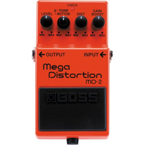 Pedal Boss Md-2 Mega Distortion Md2