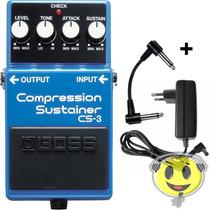 Pedal Boss Cs-3 Guitarra Compressor Original P R O M O Ç Ã O