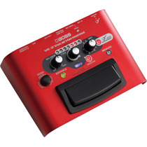 Pedal Boss Ve-2 Vocal Harmonist Efeitos Vocais