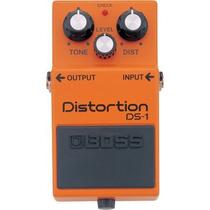 Ds1 Pedal De Efeito Distorção Para Guitarra Ds 1 Boss