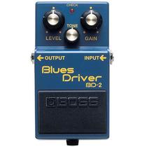 Pedal Boss Bd2 Blues Drive - 000694