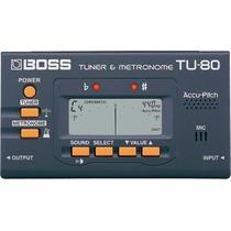 Afinador Metronomo Tu-80 Boss Digital Cromatico Roland