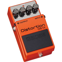 Pedal De Distorção Para Guitarra Ds-1x - Boss