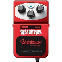 Pedal Guitarra Distorção Waldman Udt-3r Ultra Distortion