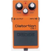 Pedal Boss Distortion Ds-1 (novo)(original)(garantia)