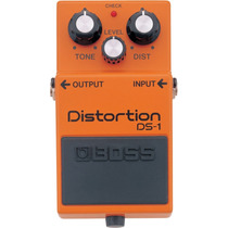 Pedal Boss Distortion Ds 1 + Nf + Garantia Distorção