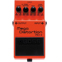 Pedal Boss Md2 Mega Distortion, 10131