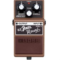 Pedal Boss Frv1 63 Fender Reverb, 10132