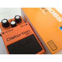 Pedal Boss Distortion Ds-1 | Distorção Guitarra Overdrive
