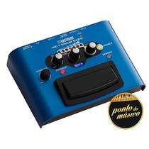 Pedal Processador De Voz Roland Boss Ve1 Vocal Echo Oferta