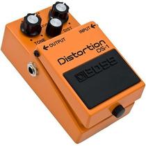 Pedal Boss Ds-1 Distortion Guitarra Novo