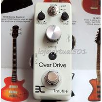 Pedal Overdrive Ocd Eno Para Guitarra - Muito Som!!