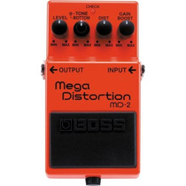 Pedal Boss Md2 Mega Distortion Novo Original Garantia Nfe