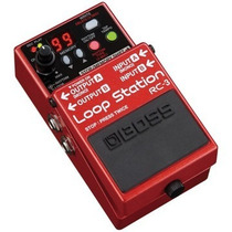 Boss Rc-3 Usb Loop Station
