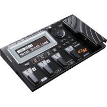 Pedaleira Sintetizador Midi P/ Guitarra Gr-55gk-bk - Roland