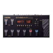 Pedaleira Boss Gt-100 2.0 - Com Garantia / N/f