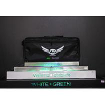 Pedalboard 26x50 Prata Com Bag Wgmusicstore