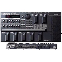 Boss Gt-8 Patches Collection, Efeitos, Timbres