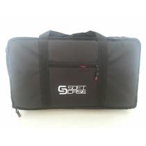 Capa/ Bag Para Pedaleira Gt8/gt10 Almofadada Solf Case.