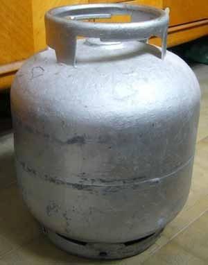 Botijão de gás vazio olx