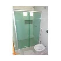 Box De Vidro Temperado 8mm Para Banheiro