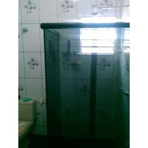 Box De Vidros Fume Banheiro