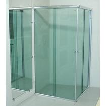 Box P Banheiro De 1 Metro De Largura - Blindex