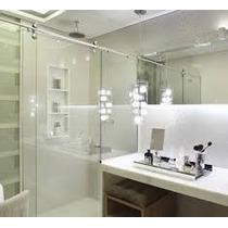Box Vidro Temperado Para Banheiros
