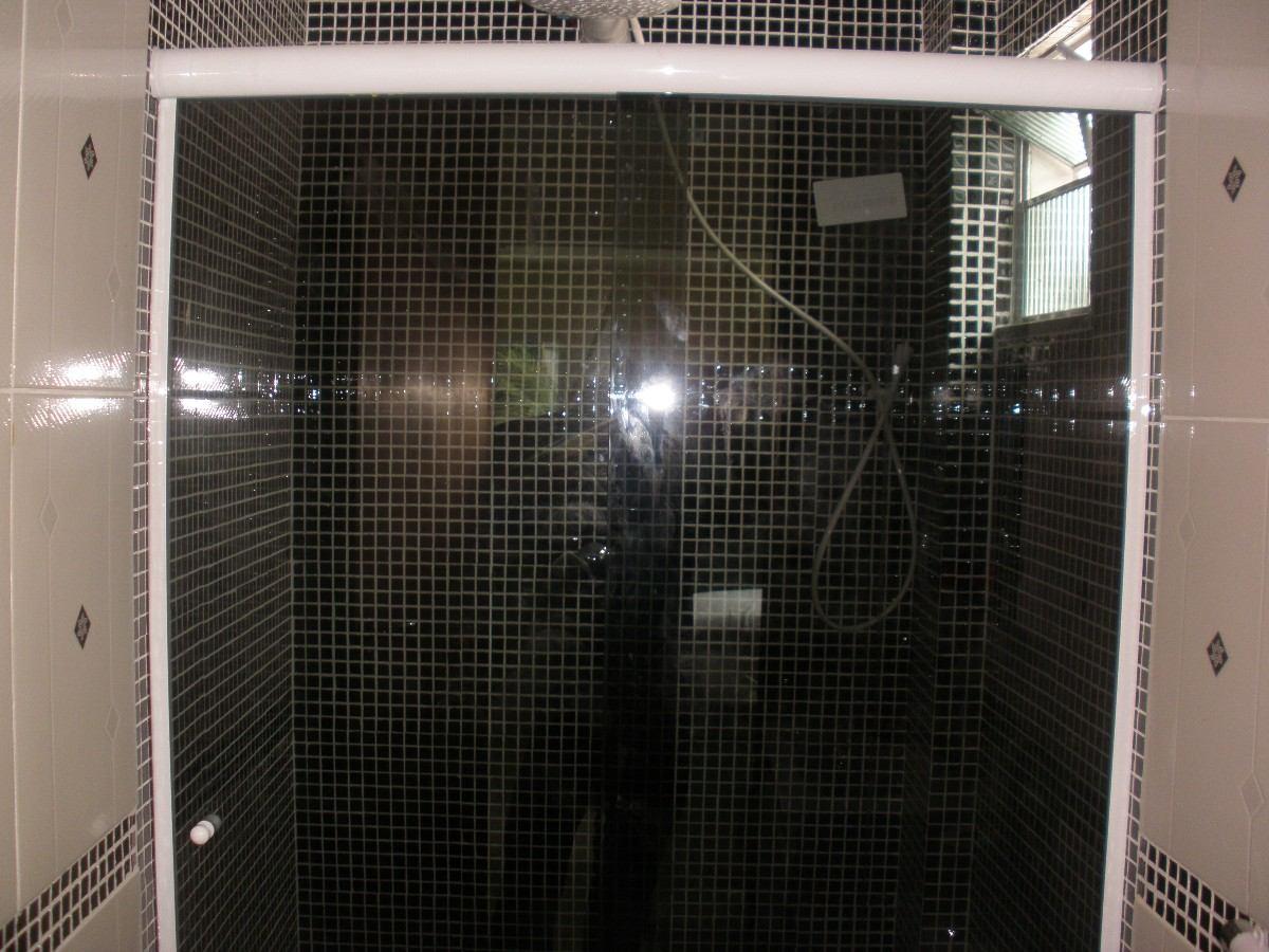 #766255 Box Incolor 8mm Super Promoção Vidro Temperado/blindex R$ 120 00  350 Janelas De Vidro Temperado Preço Rj