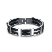 Pulseira Masculina Bracelete Barato Linda Aço