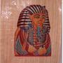 Tela Em Papiro Para Quadro Faraó Akhenaton Egito Antigo !!