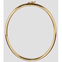 Bracelete Em Ouro 18k 750 V,v
