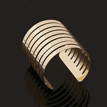 Bracelete Pulseira Feminina Em Ouro 18k 750 Luxo Exclusivo