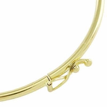 Bracelete Pulseira Feminino Em Ouro 18k-750