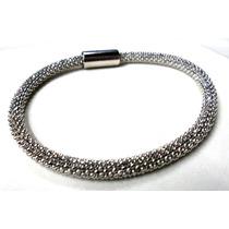 Promoção-bea-bracelete Italiano Em Prata De Lei 925.