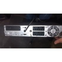 No-break Smart-ups 750va Usb & Serial Rm 2u 120v Rack 19
