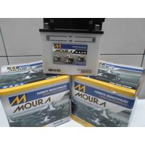 Bateria Moura Mv16-dd/19di Jet Ski Seadoo Gti 130 Se #
