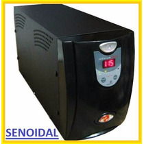 Nobreak Apc Sms Ragtech 2200va Senoidal Engate Bat. Externa