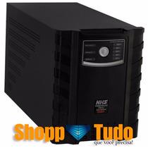 Nobreak Nhs Premium Pdv Senoidal Gii 1000va 4 Micros X 12 Mi