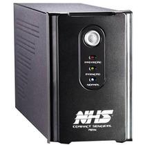 Nobreak 1400va Nhs Compact Plus Iii Max C/ 2 Bat Sel 7ah