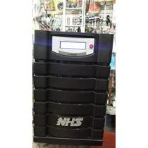 Nobreak Prime Senoidal 3000va 8 Baterias 7ah Preto Nhs