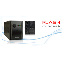Nobreak Flash 700va 115v New Office Preto