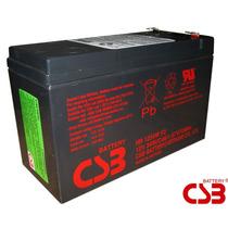Bateria Csb 12vdc 9ah (34w) Hr1234w F2 - Nobreaks, Alarmes