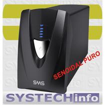 Nobreak 1400va 1.4 Kva Sms Senoidal Puro Bivolt Manager Iii